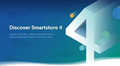 Smartstore is once again setting new standards in e-commerce with the new version 4
