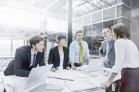 IT_Meeting – Hinter jedem erfolgreichen Projekt steht das richtige Projektteam und die damit einhergehende Projektorganisation – sowohl kundenseitig als auch bei SSI Schäfer