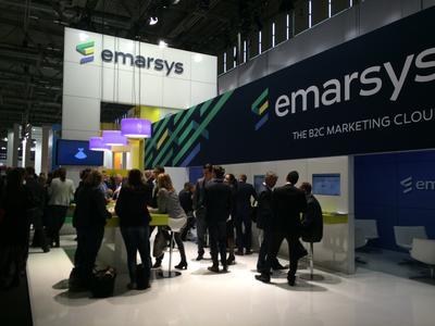 Präsentation der neuen B2C Marketing Cloud / Foto: Emarsys 2015