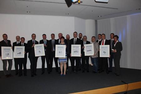 Preisträger Zinkdruckguss Wettbewerb