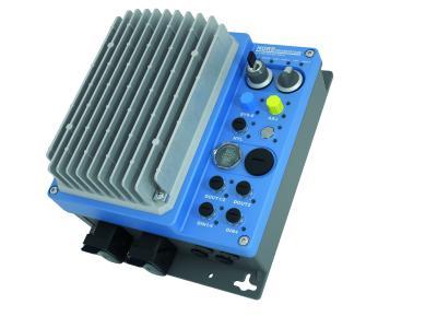 Die neue Feldverteilerbaureihe NORDAC LINK ist eine Antriebssteuerung für die flexible, motornahe Installation und als Frequenzumrichter und Motorstarter verfügbar