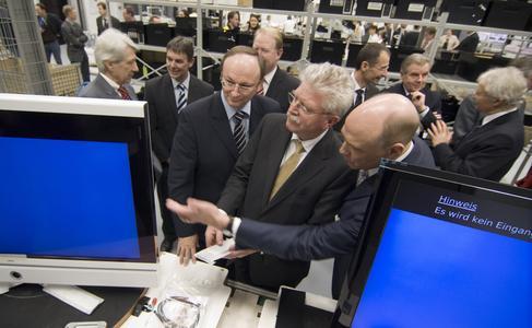 Loewe AG: Eine Premiumfabrik für Premiumprodukte