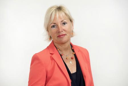 Hessische Ministerin für Digitales Prof. Dr. Kristina Sinemus eröffnet den DIGITAL FUTUREcongress  © Hessische Staatskanzlei