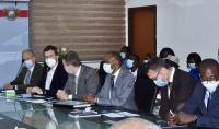 official launch of the international pilot project