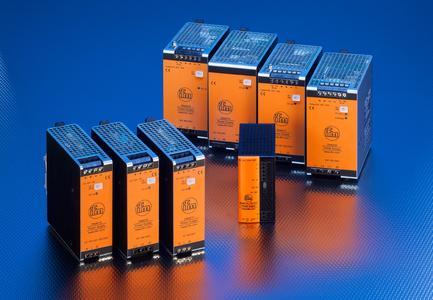 Neue, effiziente und kompakte 24-V-Netzteilfamilie