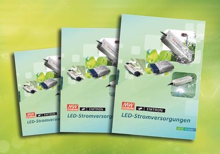 Emtron Katalog 2013: LED-Stromversorgungen