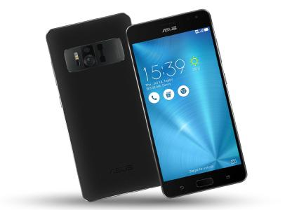The ASUS Zenfone AR is the world's flattest smartphone that offers a 3D Time-of-Flight (ToF) camera. It uses Tango technology of Google. (Photo: ASUS)