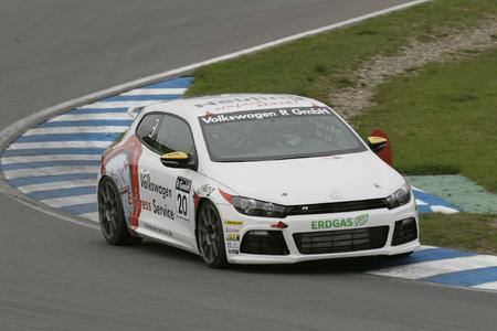 Dunlop VW Scirocco R Cup