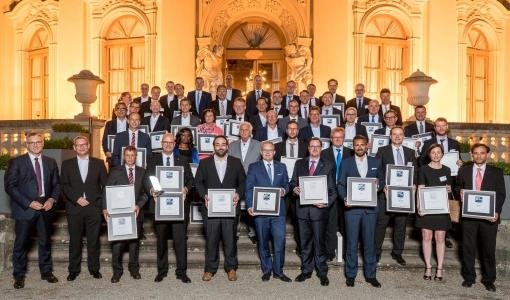 Preisträger - Die besten Nutzfahrzeuge 2017 (YPTA)