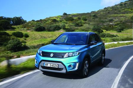 Suzuki Vorteilskollektion: Kompakt-SUV Vitara ab 99 Euro fahren
