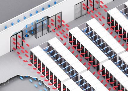 Weiss Klimatechnik baut CoolW@ll® für kbo-Isar-Amper-Klinikum