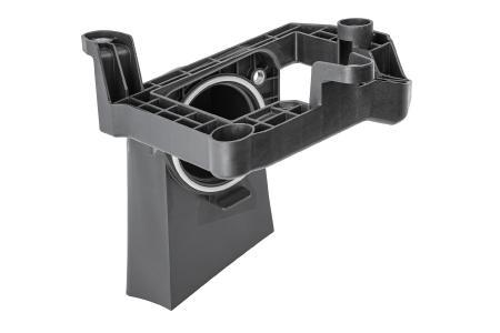 Aus Salatbecher wird Fahrzeugbauteil: Soundgenerator-Halter aus PCR von Pöppelmann K-TECH®