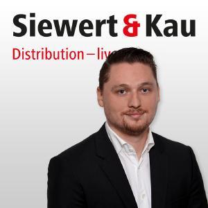 Engelbert Földenyi, Business Development Manager Digital Signage bei der Siewert & Kau Computertechnik GmbH