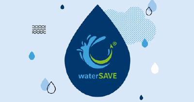 "Bei FARE® heißt es ""waterSAVE"" - every drop counts"