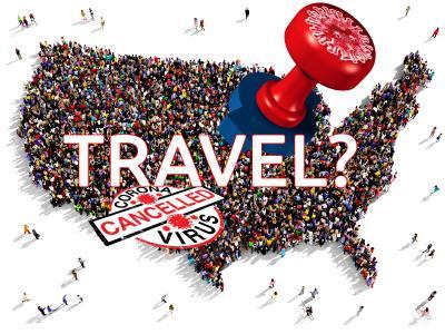 USA demands travel ban for Europeans due to Coronavirus