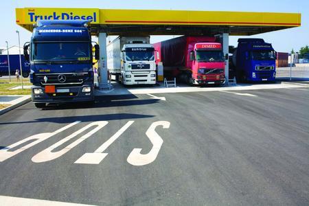 Trimble und Shell bündeln ihre Kräfte zum Kraftstoffsparen. (Foto: Trimble)