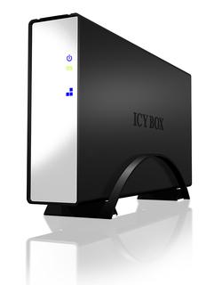 ICY BOX IB-NAS5310 mit Echtzeit-Betriebssystem doppelt schnell