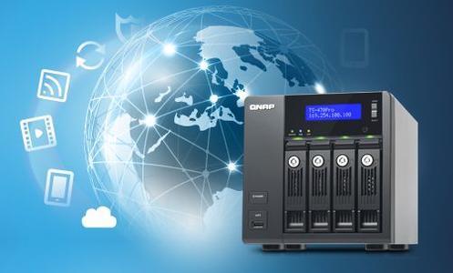 CeBIT 2014: NAS-Vitualisierung, Cloud-Sicherheit und Digital Signage am QNAP-Stand