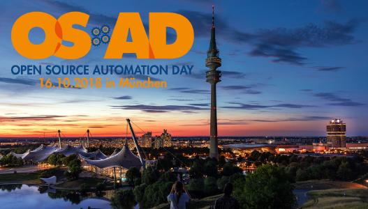 Open Source Automation Day 2018