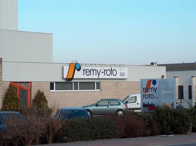 Die neue LITHOMAN von manroland web systems wird bei der belgischen Druckerei Remy Roto am Standort Beauraing in Betrieb gehen. | © manroland web systems