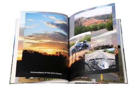 Fotobuch und Fotoalbum: Reise