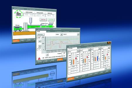 Das Temperaturregler Paket von B&R erleichtert die Inbetriebnahme durch integrierte Autotuningalgorithmen und eine intuitive Oberfläche