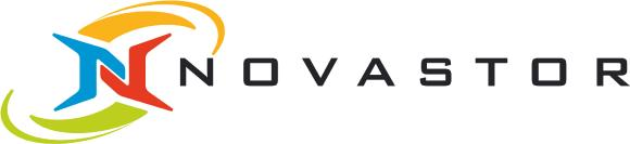 Logo der NovaStor GmbH