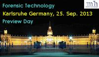 Forensic Technology Preview Day 2013