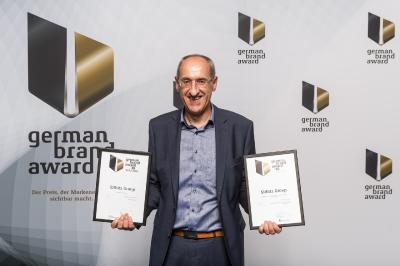 Silbitz Group gewinnt German Brand Award