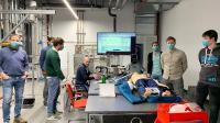 Das mobile Beatmungsgerät von Viessmann wurde intensiv getestet – unter anderem in Zusammenarbeit mit Medizinern des Luisenhospitals, dem Akademischen Lehrkrankenhaus der Medizinischen Fakultät und dem Team von Prof. Dr. Dirk Müller vom E.ON Energy Research Center der RWTH Aachen sowie weiterer Krankenhäuser