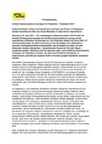 [PDF] Pressemitteilung: Unified Communications-Lösungen mit Federation - Facebook Killer?