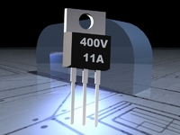 First Components bietet High-Voltage Power-MOSFETs