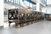 """Holz statt Metall: Chemnitzer Start-up """"LiGenium"""" macht's Logistikern leichter"""