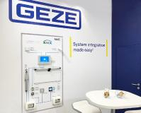 Auf der ISH Messe präsentierte GEZE u. a. die smarte Systemlösung GEZE Cockpit mit BACnet-Technologie. Foto: GEZE GmbH