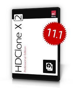 HDClone X.2 (Version 11.1)