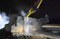 Epiroc Bridge demolition Hilversum
