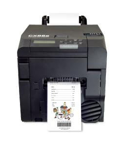 DTM Print launches the world's smallest LED dry toner colour label printer