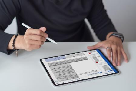 Online unterschreiben