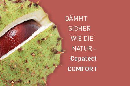 Capatect COMFORT, Illustration: Caparol Farben Lacke Bautenschutz