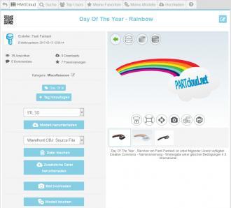 So funktioniert's: Augmented Reality (AR) in PARTcloud.net und 3D CAD Modelle mit verschiedenen Umgebungen ausstatten