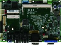 The AAEON GENE-APL6's onboard storage and dual LVDS support put you in the driving seat