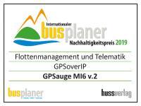 Siegeremblem - GPSauge MI6 v.2
