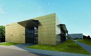 """The new  """"Goldhouse"""" in Munich"""