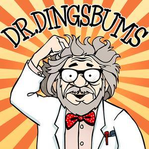 Dr. Dingsbums: Die ersten Dinge - Brandneue Kinder - App endlich im App Store