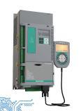 ADP 200 – der Frequenzumrichter ist speziell für hybride Spritzgießmaschinen mit Servopumpe ausgelegt