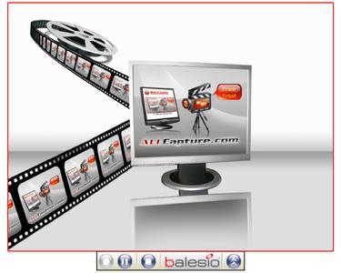 Mit ALLCapture lassen sich Bildschirmaktivitäten und -animationen aufzeichnen und im Nachhinein mit Audiospuren ergänzen. So entstehen beispielsweise Anwendungsvideos oder Software-Simulationen