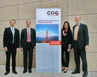 Ulrich Ermel and Dr. Christian Gerber re-elected to head COG Deutschland for two more years