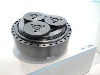 Das RV-2800N leistet ein Nenndrehmoment von 28.000 Nm und ist damit das größte Präzisionsgetriebe der Welt