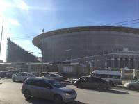 Stadion in Jekaterinburg
