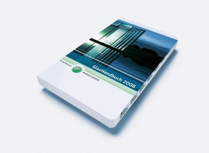 Das neue Glashandbuch 2008 des Flachglas MarkenKreis informiert umfassend rund um den Werkstoff Glas